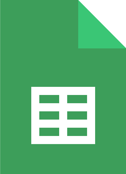 Google Sheets – Fundamentals