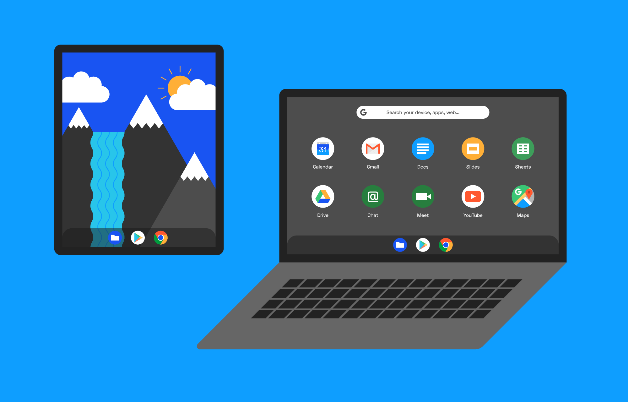 Chromebook – en sikker, rask og brukervennlig maskin for arbeidsplassen
