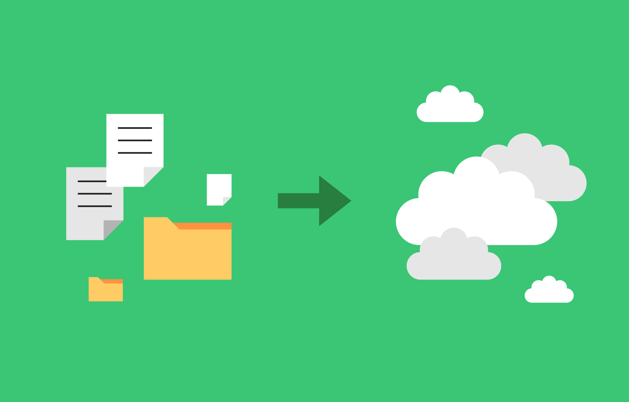 From Docs & Folders to Google Cloud Platform