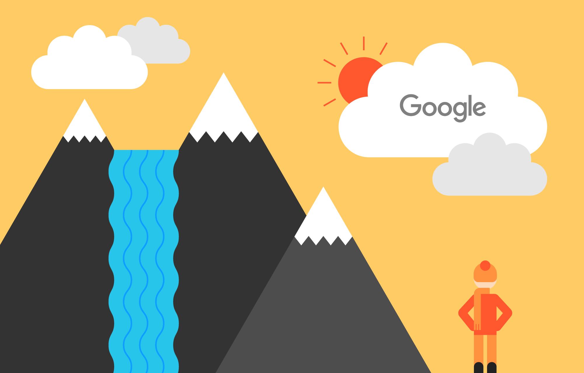 Fra nabogården på Island til Google-satsing i The Cloud People