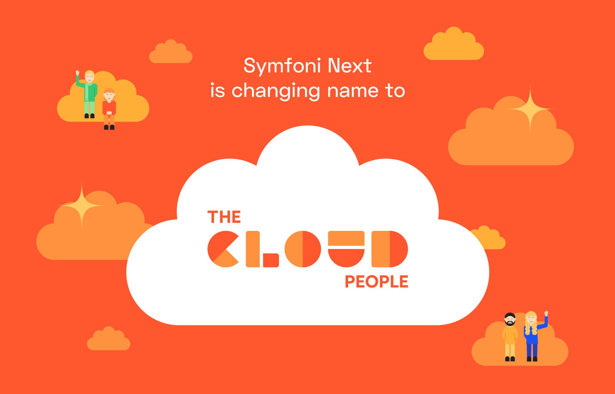 Symfoni Next endrer navn til The Cloud People