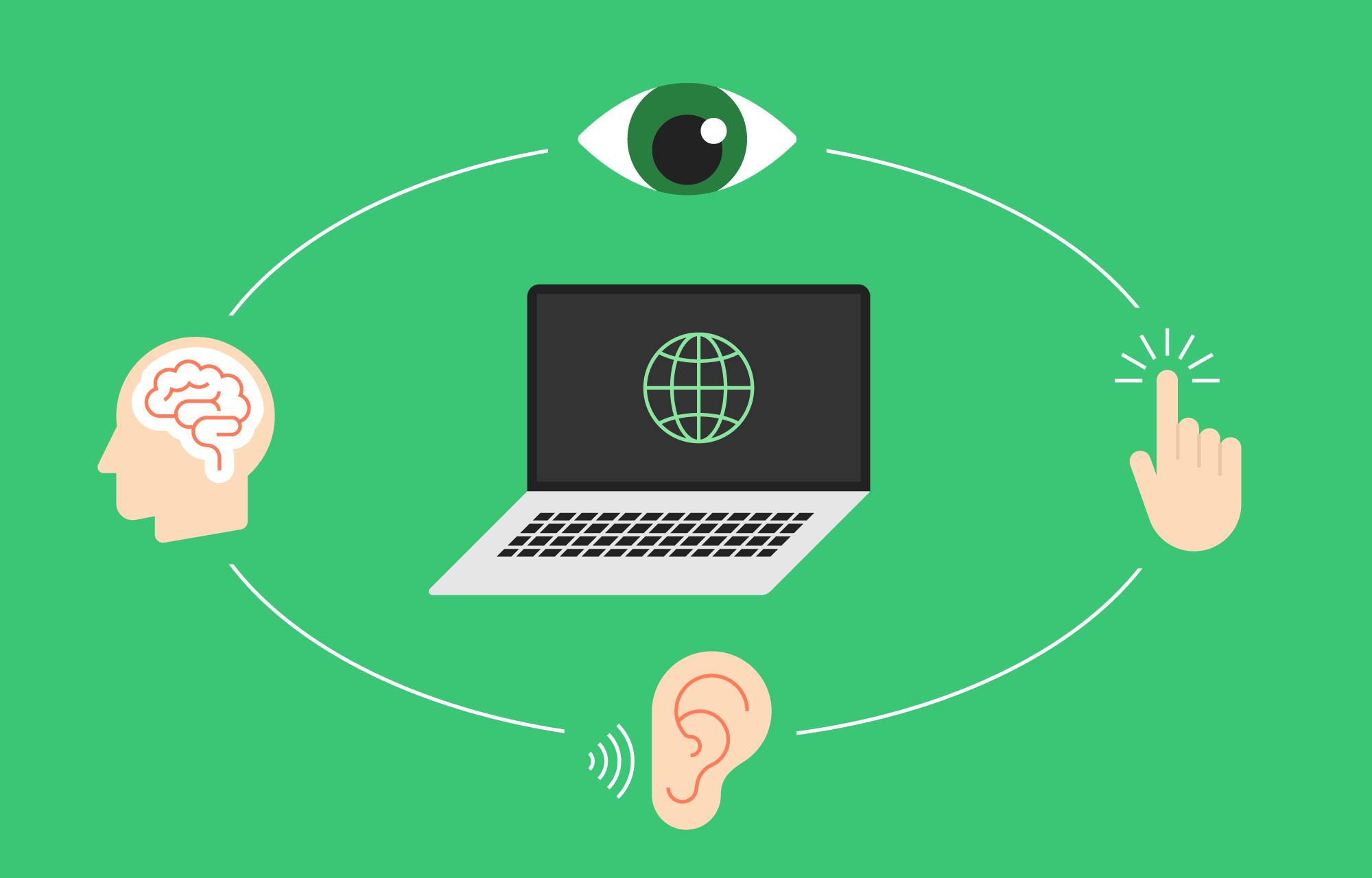 Universell utforming på nett – hva og hvorfor?