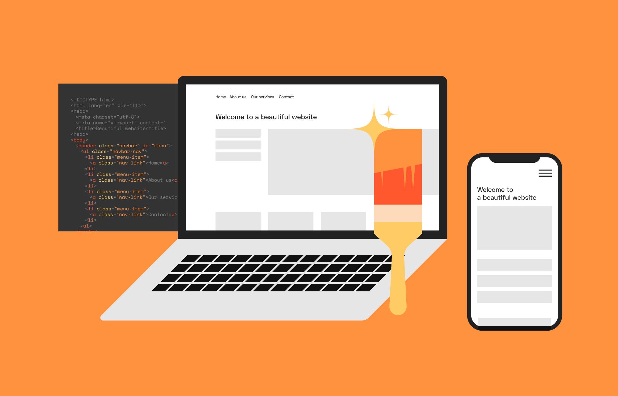 Hvorfor er webdesign viktig?
