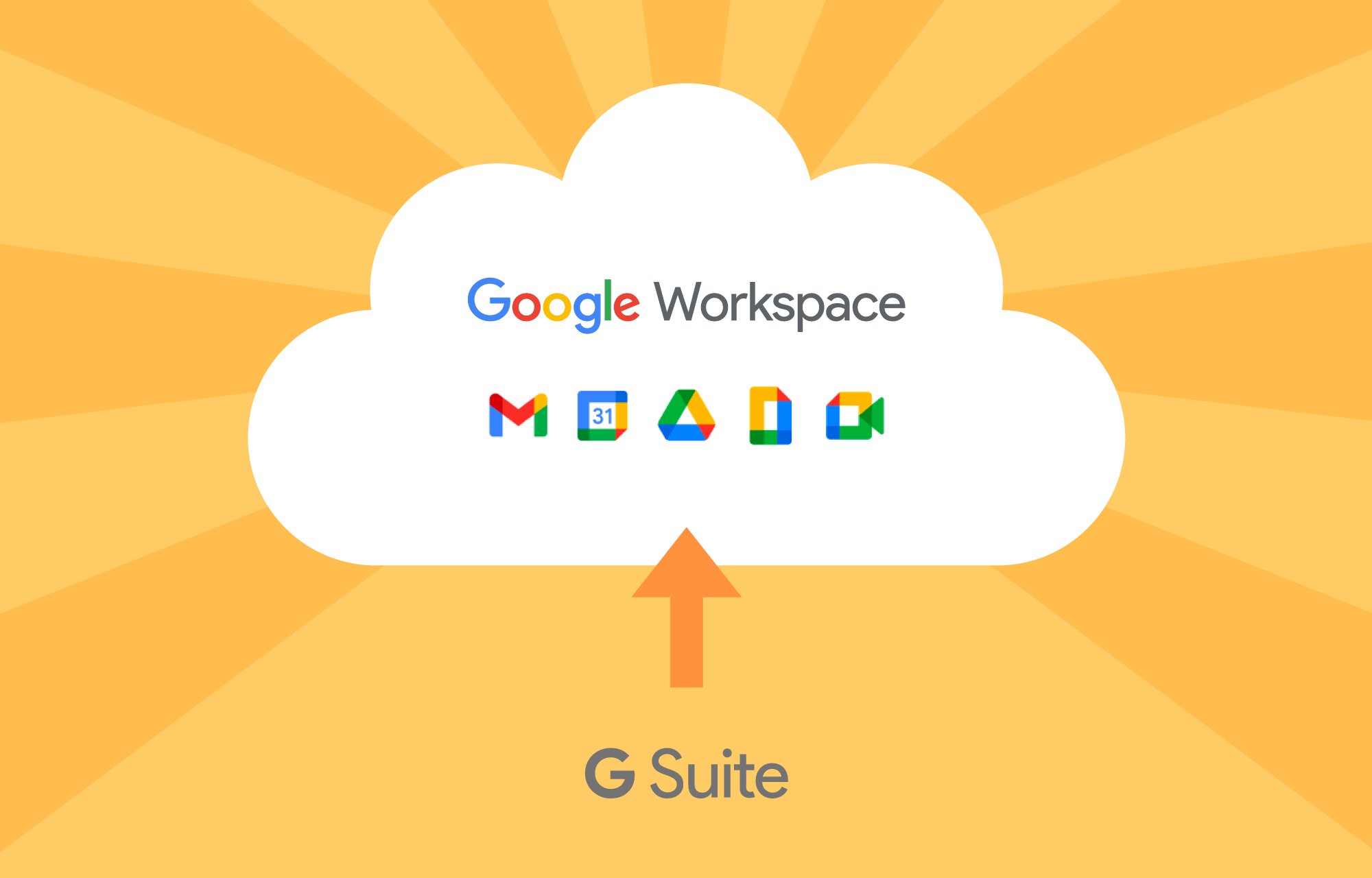 G Suite is history – please welcome Google Workspace!
